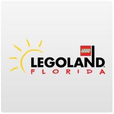 Legoland Flórida - 1 Dia - Promoção: 1 Adulto pagante + Criança Grátis - Julho a Novembro/2018