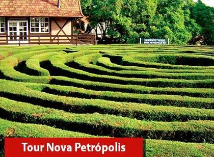 Tour Nova Petrópolis e Compras